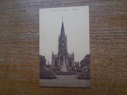 """Saint-saulve , L'église """""""" Et Monument """""""" - France"""