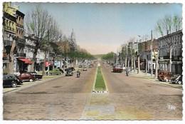 33 - BORDEAUX-BASTIDE - Avenue Thiers...1957  Animé - Bordeaux