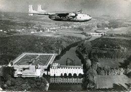 AVIATION(PARACHUTISME) CHENONCEAU - 1946-....: Ere Moderne