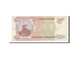 Billet, Russie, 200 Rubles, 1993, 1993, KM:255, TB+ - Russia