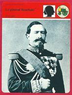 Le Général Bourbaki, Victoires Sous Louis Philippe (guerre De Crimée), Défaites Sous Napoléon III (guerre De 1870) - Histoire