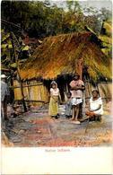 CPA Argentine Native Indians Types Ethnic Non Circulé - Argentina