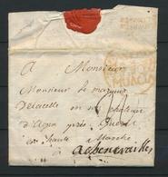 1784 Lettre De Cartagene DEBOURSE De LIMOGES Texte ++ HAUTE-VIENNE(81) P2881 - Postmark Collection (Covers)