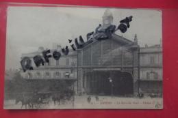 Cp Amiens La Gare Du Nord Animé N 211 - Amiens