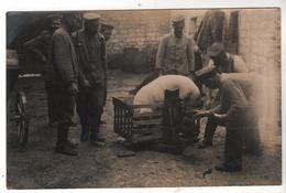 Nr.4912,  FOTO-AK, WK I, Nogent-I`Abbesse - Guerre 1914-18