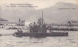 Thon  Torpilleur-Submersible - Toulon