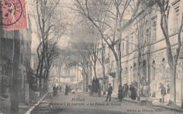 MILLAU       BOULEVARD DE LAYROLLE. LE PALAIS DE JUSTICE - Millau