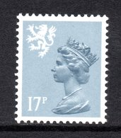 GREAT BRITAIN 1985 Scottish Machin Definitive 17p: Single Stamp UM/MNH - Scotland