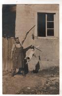 Nr. 3088,  FOTO-AK, WK I, Nogent-I`Abbesse - Guerre 1914-18