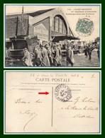 CPA Saint Quentin 87é Régiment D' Infanterie Embarquement Voitures Voy 1906 > Facteur Boitier Herie La Vieville Ind 4 TB - Saint Quentin
