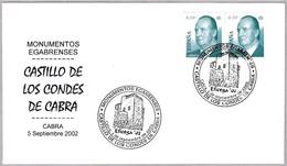 CASTILLO De LOS CONDES DE CABRA - CASTLE. Cabra, Cordoba, Andalucia, 2002 - Castillos
