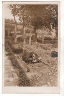 Nr. 8374,  FOTO-AK, WK I, Nogent-I`Abbesse, Friedhof - Guerre 1914-18