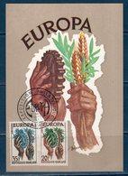 EUROPA-CEPT 1957 Francia Maximum - Europa-CEPT