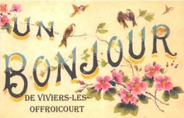 88 - VOSGES / Fantaisie Moderne - CPM - Format 9 X 14 Cm - 882406 - Viviers Les Offroicourt - Autres Communes