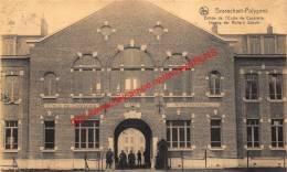 Ingang Der Ruiterij School - Brasschaat - Brasschaat