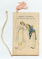 Joli Carnet De Bal De 1910 . Cercle National Des Armées De Terre Et De Mer . Par Marcel BLOCH - Programmes