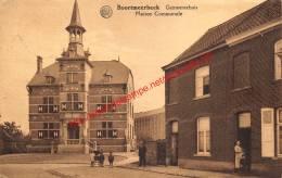 Gemeentehuis - Boortmeerbeek - Boortmeerbeek