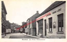 Jan Frans Willemstraat - Lokaal 'T Roode Licht - Boechout - Boechout