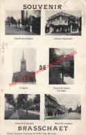 Souvenir De Brasschaet 1908 - Brasschaat - Brasschaat