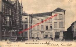 1906 - Pensionnat Des Soeurs De La Présentation - Nels Serie 52 No 3 - Boom - Boom