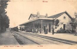 88 - VOSGES / Vittel - 882486 - La Gare - Vittel Contrexeville