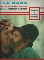 Vinyle  33T  ,   Jane Sourza Et Raymond Souplex , 1960 - Humour, Cabaret