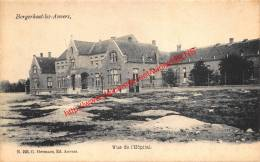 Borgerhout - Vue De L'Hôpital - G. Hermans No 203 - Antwerpen - Antwerpen
