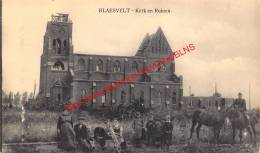 Kerk En Ruinen - Blaesvelt - Blaasvelt - Willebroek - Willebroek