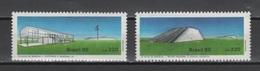 (S1892) BRAZIL, 1985 (25th Anniversary Of National Capital, Brasilia). Complete Set. Mi ## 2104-2105. MNH** - Brazil