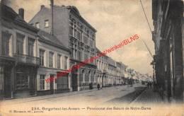 Borgerhout - 1909 - Pensionnat Des Soeurs De Notre-Dame - G. Hermans No 254 - Antwerpen - Antwerpen