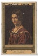CHROMO - CHOCOLAT IBLED - Musée Du Louvre - La Belle Ferronnière - Ibled