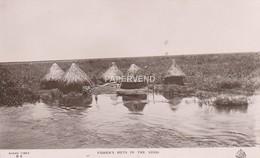 Sudan  Fishers Huts In The Sudd   RP  Su701 - Sudan