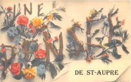 38 - ISERE / Fantaisie Moderne - CPM - Format 9 X 14 Cm - 382132 - Saint Aupre - Autres Communes