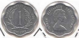 East Caribbean States 1 Cent 1994 Km#10 - Used - Caraibi Orientali (Stati Dei)
