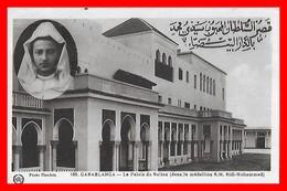 CPA CASABLANCA (Maroc)  Le Palais Du Sultan S.M.Sidi-Mohammed...D214 - Casablanca