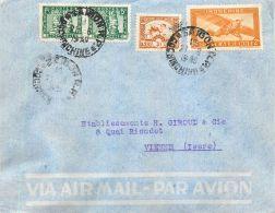 VIETNAM SAÏGON LETTRE LETTER STAMP INDOCHINE VIET-NAM - Indochina (1889-1945)