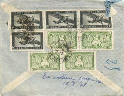 VIETNAM SAÏGON HAIPHONG LETTRE RECOMANDE REGISTERED LETTER STAMP INDOCHINE VIET-NAM - Indochine (1889-1945)