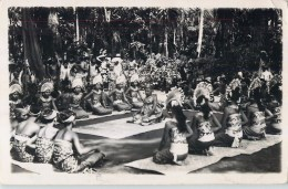 CARTE PHOTO : BALI INDONESIE DANSEUSES BALINAISES INDONESIA - Indonesien