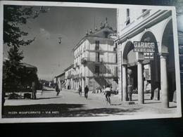 Nizza Monferrato Via Asti Usata1917 - Altre Città