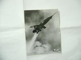 FOTO LANCIO SPERIMENTALE MISSILE REGULUS II - Aviazione
