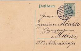 Postkarte (br3424) - Germany