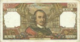 FRANCE - 100 FRANCS - 1969 - 50412 M.428 - CIRCULÉ - VOIR PHOTOS E PRIS - 1962-1997 ''Francs''