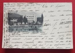 Croatie - Dr. Szegö's Sanatorium Und Wafferheilanftalt In Abbazia - Avant 1904 - 4 Scans - Kroatien