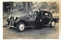 AUTOMOBILE CITROËN VOITURE CAR VIETNAM DALAT INDOCHINE - Automobili