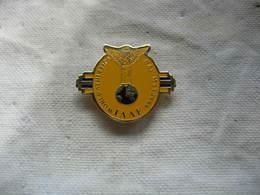 Pin's IAAF, Day-May 2000, World Athletics - Athletics