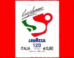 Nuovo - MNH - ITALIA - 2015 - Eccellenze Del Sistema Produttivo Ed Economico - 0,80 - 120 Anni Di Lavazza - Caffè - 1946-.. République