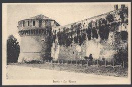 Imola (Bologna) - La Rocca. Non Viaggiata, FP - Imola