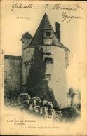 N°729 RRR GG LE POIRE DE VELLUIRE LE CHATEAU DU CHATELIER BARLOT - Poiré-sur-Vie