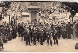Banda-militari-periodo Fascista -commemorazione-italia- Da Decifrare-Originale 100%- - Andere
