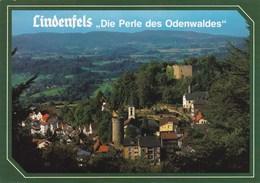 Lindenfels - Die Perle Des Odenwaldes - Heilklimatischer Höhenluftkurort - Allemagne